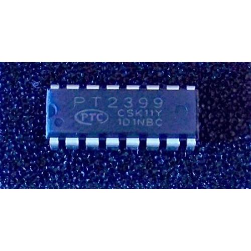 PT2399 Echo Processor Chip
